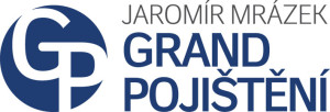 Logo Jaromír Mrázek Grand - pojištění